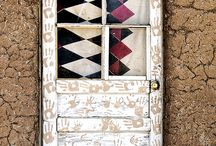 Doors & windows / by Connie Rivera