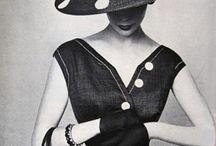 Vintage glamour / 50's fashion