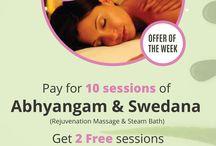 ayurvedic spa offers