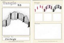 zentangle B