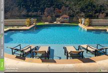 Pool Decks and Beaches