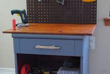 kids tool bench