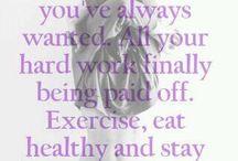 Fitness {Motivation} / by Jena Golden