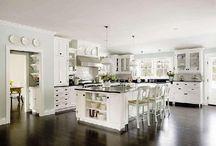 Kitchen Ideas / by Sandra St John