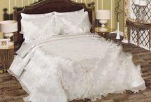 Yatak Örtüsü / Abiye Yatak Örtüsü Ve Yatak Örtüsü Modelleri