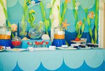 festa peixinhos / by Gisele Michalsky Pinto