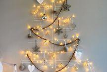 kerstboom / Sewing