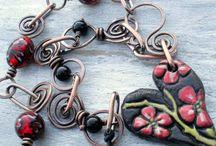 Ceramic Jewelry Making