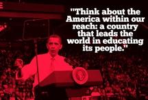 Obama 2012 / by Bridgett Colling