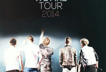 one direction tours
