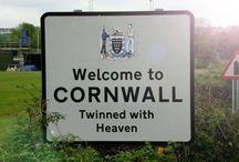Cornwall / Cornwall my home / by marilyn stephens