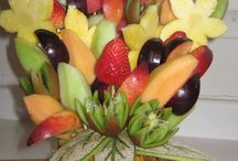 Esculturas De Frutas