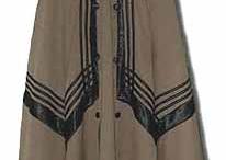 Women, Skirts, 1880 - 1915
