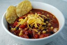 Soups and Stews / We are soup and stew lovers! / by Dianne Hawley