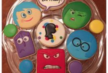 Inside Out Candy Party / Party for the premiere of the new movie Inside Out!