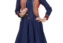 Ethnic wear / Traditional attire for attending wedding functions