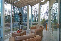 Conservatory / sun room