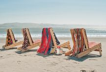 Pendleton beach towels / Pendleton Woolen Mills Oversized Spa Towels. #SheepskinOfOregon