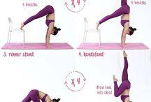 joga headstand