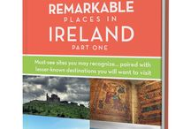Irish Travel Books I Recommend