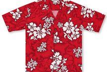Hawaian shirts