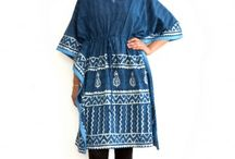 Orvana kaftans Designs: made by artisanal fabrics / Perfect for your Summer Holidays