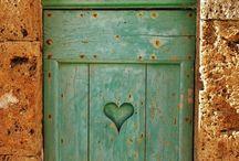 doors / by Fiona Jones