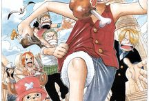 One piece / I need to be Luffy's nakama c':       This anime is just so well done, I've learnt so many things from it...