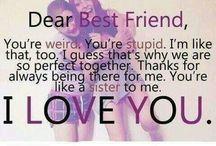 Friend things