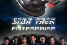 STAR  TREK--ENTERPRISE / ALL THATS TO DO WITH THE SERIES