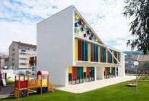 Nursery buildings