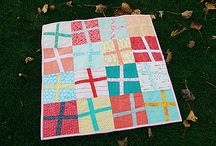 Wonky Cross Quilts