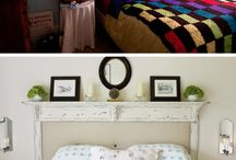 bedroom / by Lindsey Drury