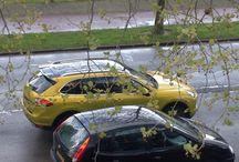 Car spotting page