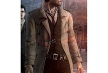 The Evil Within Costume