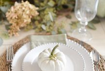 Know your place settings: Place Setting Inspiration