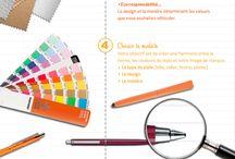 Nos infographies / Bien choisir son stylo publicitaire