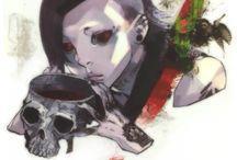 tokyo ghoul card