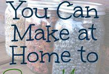 make at home and savings
