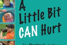 """""""A Little Bit CAN Hurt"""" - The Shocking Truth About Food Allergies / """"A Little Bit Can Hurt"""" underscores the dual message that food allergies are life threatening but also manageable. It recounts the very personal narratives of those living with food allergies, both directly and indirectly, and tenderly reveals the beloved face of your food allergic child, student, patient, spouse or friend.   http://foodallergymomdoc.com/new-book/"""