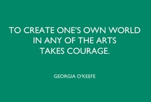 O'KEEFFE Quotes