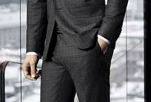 Suit Attire / What you wear with suits