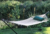 Walpole Outdoors Hammocks / It's ever so easy to take a summer's day lying down in a Walpole hammock. Comfortable, secure, and long wearing, our Pawleys Island Hammock® styles range from cotton rope to DuraCord® rope and DuraCord weather resistant fabric. We offer stands, kits, and pillows for your added horizontal comfort. / by Walpole Outdoors