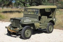 Jeep Classics / by Auto Parts People
