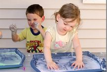 Homeschool Activities / Engaging activities and lesson plans for homeschooling families! #homeschool #ece