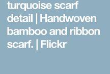 woven scarf pattern