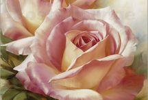 Arte: pintura flores