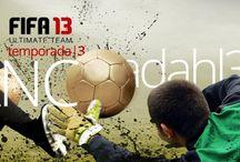 Muestra ADAHL (Antes delincuentes ahora hombres de ley) FIFA13 / Campeonato interno de amigos de FUT Ultimate team de Fifa13, organizado y diseñada por mí. Subo aca los banner del campeonato que van haciendose.