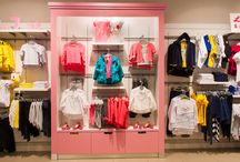 Display visual merchandising