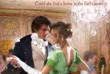 To the Heart of the Past / My historical romance novels
